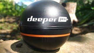Умный беспроводной эхолот Deeper PRO +