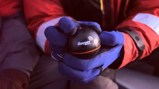 Deeper: Fishing with Deeper Fishfinder (Boat)