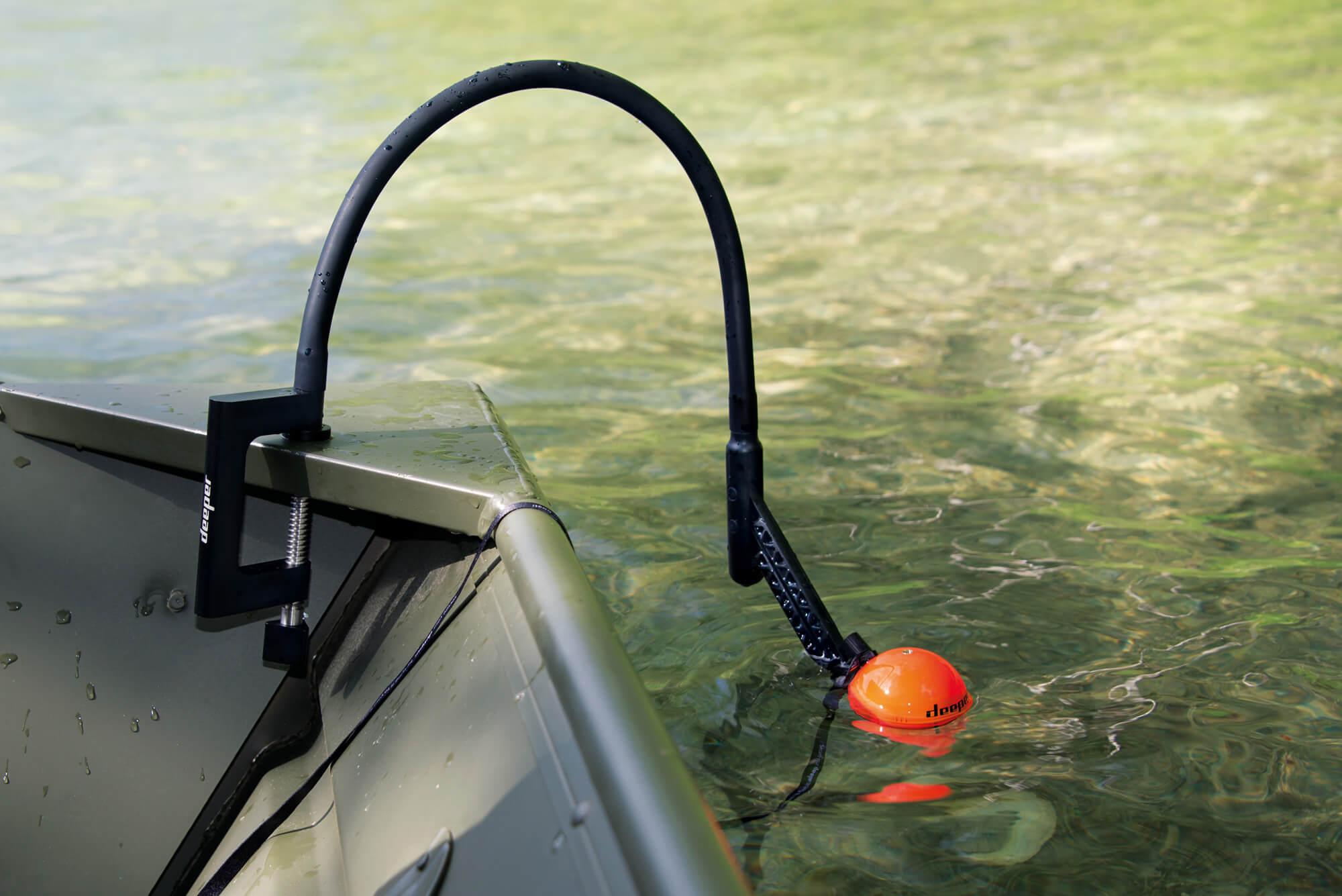 Как использовать крепление для лодки